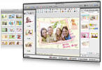 5DFly Photo Design Software, photo editing software
